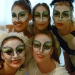 Cirque Style Make-up