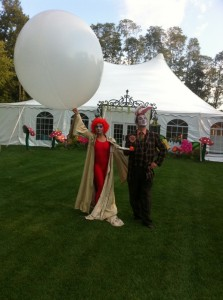 Queen of Hearts and the March Hare