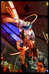 Click HERE for info about Champagne Aerialists!