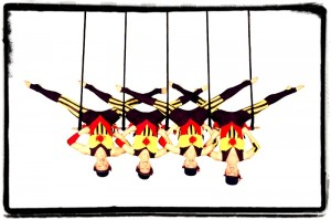 Quadruple Trapeze - Click Here