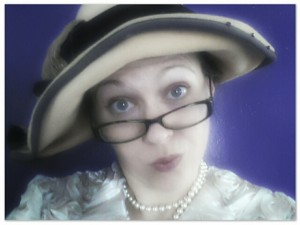 Oh - the ways I humiliate myself for you people.